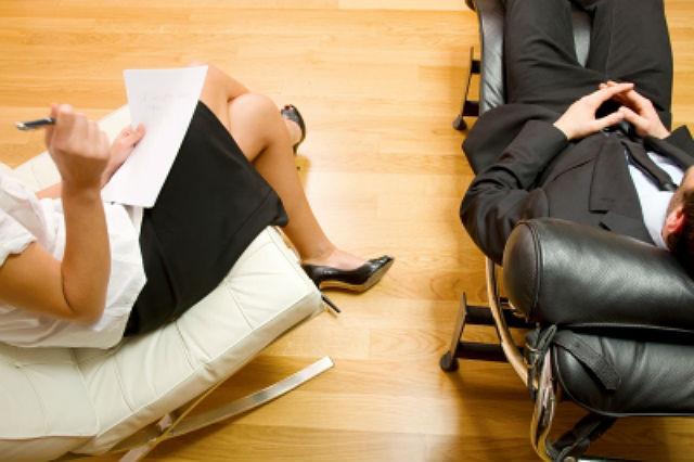 психолог і клієнт